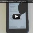 WindowsPhoneHacker hat eine neue Software (ECO) für komplett entsperrte WP7 Handys veröffentlicht. Die Jungs versprechen eine höhere Akkulaufzeit durch das Beenden von laufenden Hintergrundprozessen und Programmen die nicht benötigt werden. […]