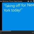 Hier ein Video aus dem Windows Phone Channel bei Youtube. Ist in Englisch aber beschreibt einige Features des kommenden Windows Phone 8: Tweet