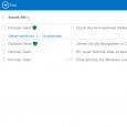 2 Wochen nach dem Release von Outlook.com haben sich 10 Millionen User angemeldet, teilte Microsoft mit. Man kann somit davon ausgehen, dass die Umstellung von Hotmail auf Outlook.com bei den […]