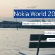 Der Tag der Tage für Nokia und auch Microsoft kommt immer näher. Am 5.September wird die Nokia World in Helsinki eröffnet. Anders wie sonst ist diese Veranstaltung nicht für die […]