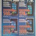 Morgen verkauft Saturn die komplette Nokia Luma Serie zu einem wirklich günstigen Preis. Lumia 610: 149 € (vorher: 189 €) Lumia 710: 179 € (vorher: 199 €) Lumia 800: 279 […]