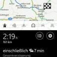 Gestern gab es ein Update der Nokia Here Drive+ App für Windows Phone 8. Langersehnt ist nun die aktuelle Verkehrslage hinzugefügt worden. Ich konnte es bisher nicht vollständig testen. Ein […]